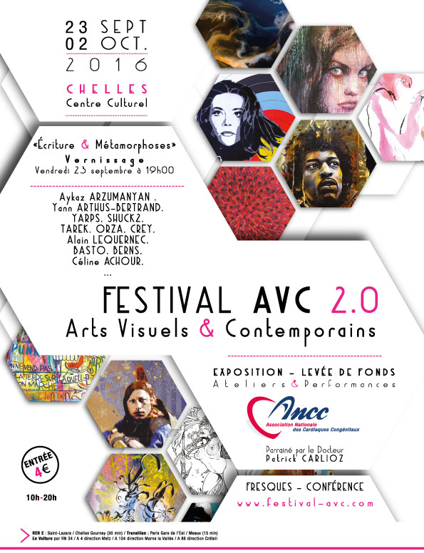 festival Art Visuel Contemporain