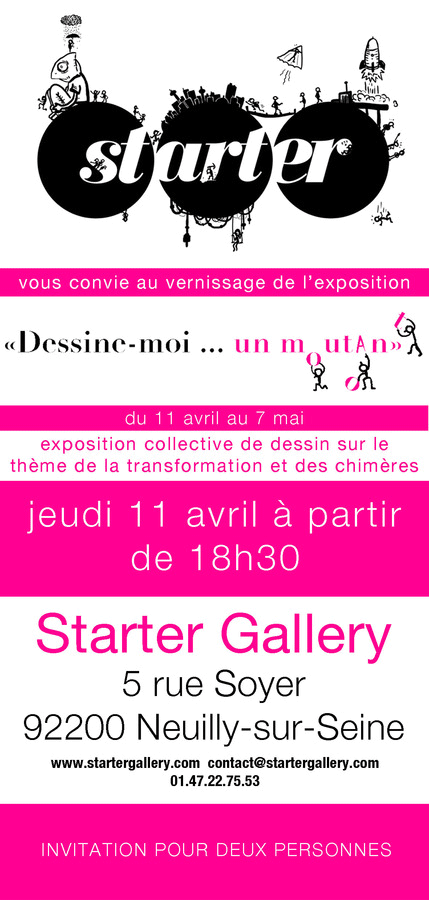 exposition Guillaume delorme